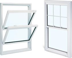 Double Hung Windows- Ashe and Winkler Restoration