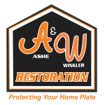 Ashe and Winkler Restoration Logo