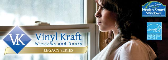 Vinayl Kraft Windows and Doors - A W Restoration