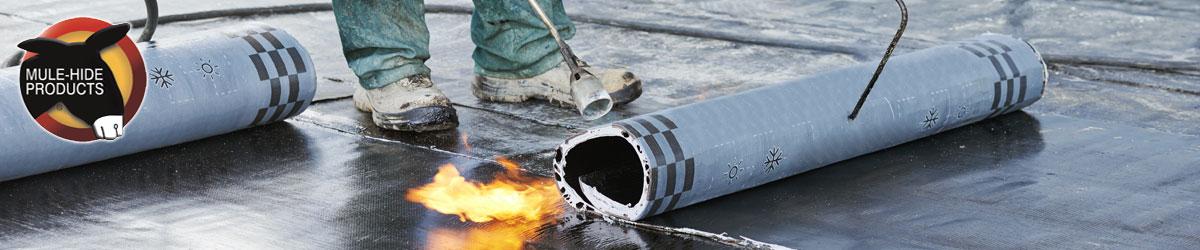 Modified Bitumen - A W Restoration