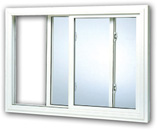 Slider Window - Ashe and Winkler Restoration