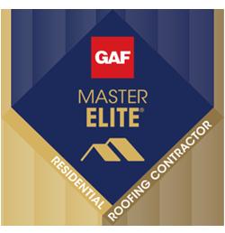 GAF Master Elite Certified awrestoration